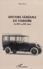 Vente Livre Numérique : Histoire générale du tourisme  - Marc BOYER
