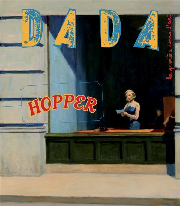HOPPER (REVUE DADA 157)