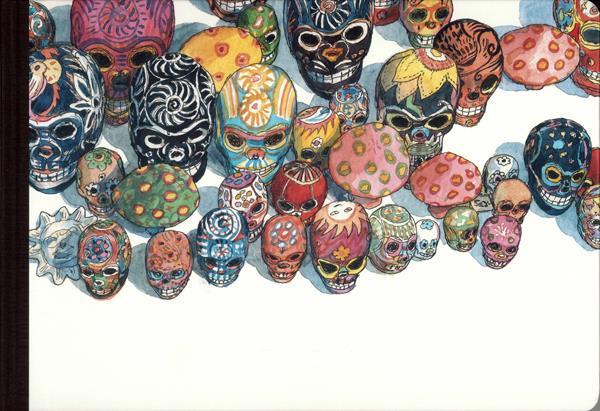Travel book Mexico