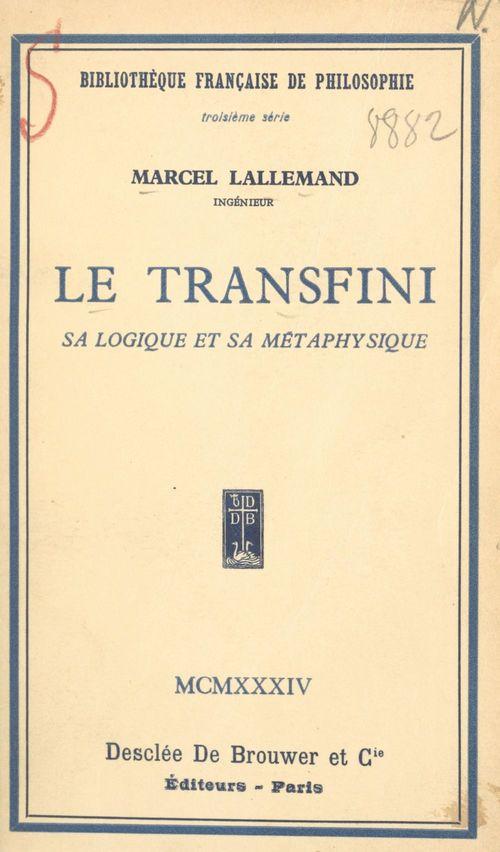 Le transfini