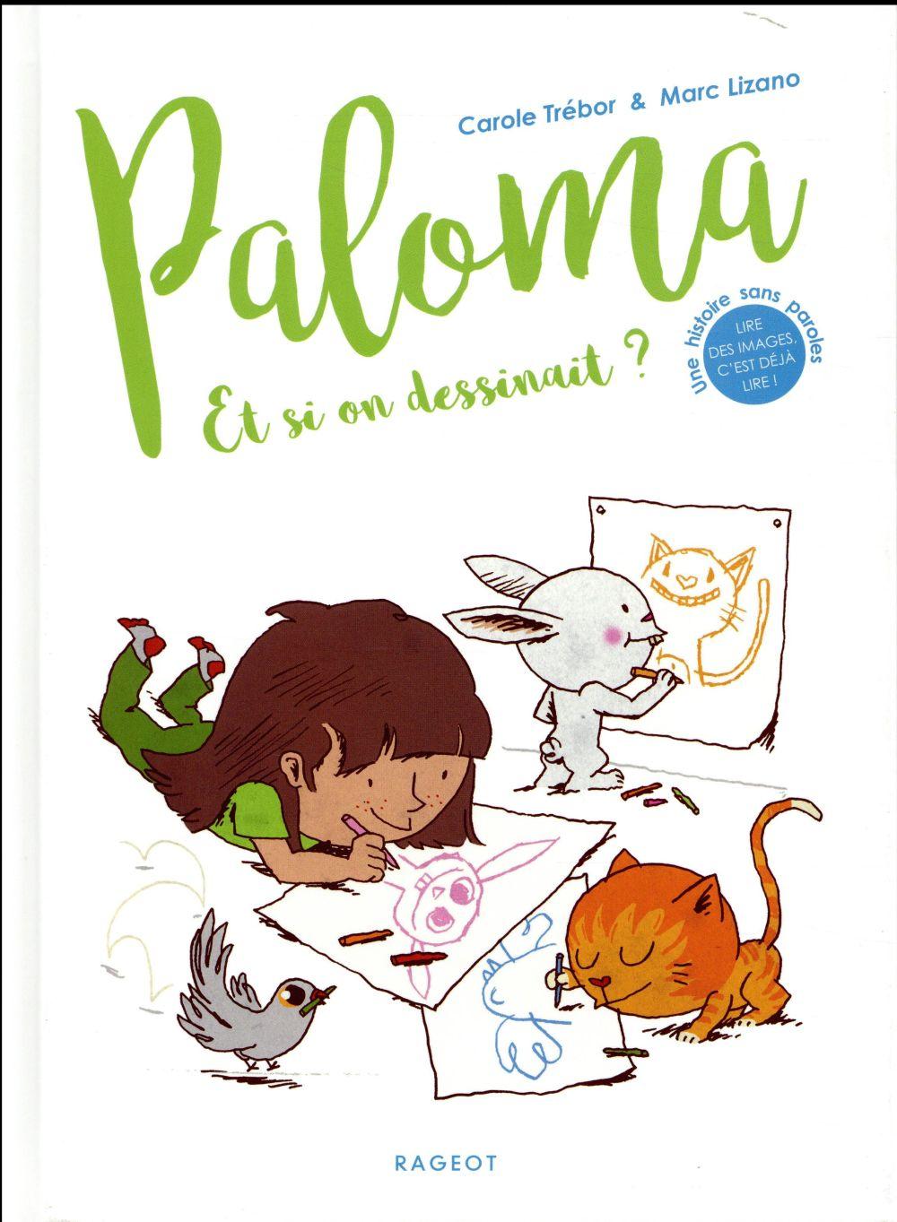 Paloma ; et si on dessinait ?