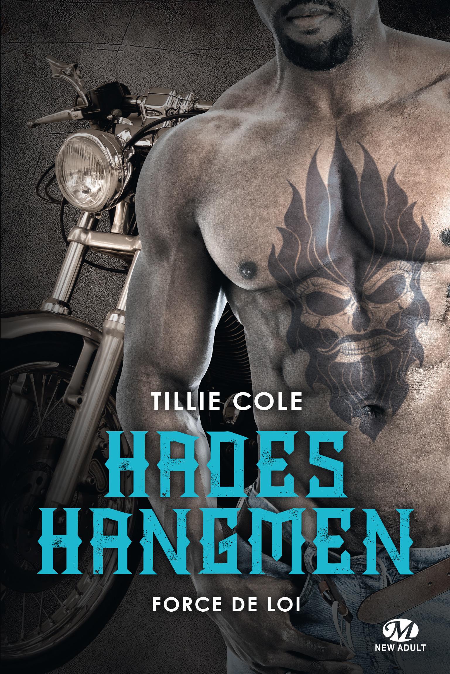 Hades Hangmen T.6 ; force de loi