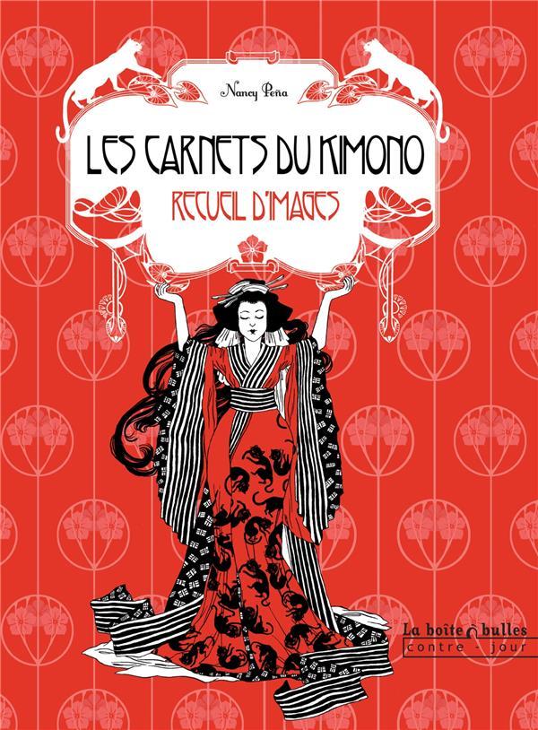 le chat du kimono ; recueil d'images