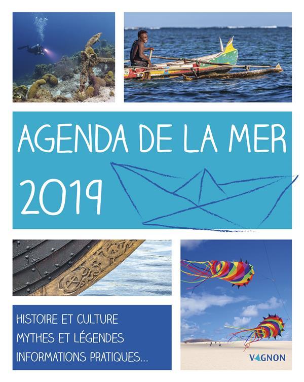 Agenda de la mer (édition 2019)
