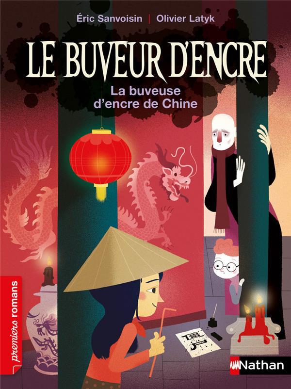 COLLECTIF - LE BUVEUR D'ENCRE  -  LA BUVEUSE D'ENCRE DE CHINE