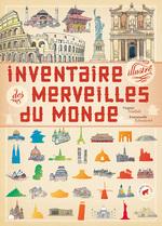 Vente Livre Numérique : Inventaire illustré des merveilles du monde  - Virginie Aladjidi