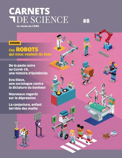 CARNETS DE SCIENCE 8 - VOL08 COLLECTIF
