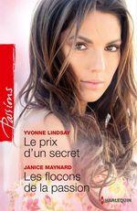 Vente Livre Numérique : Le prix d'un secret - Les flocons de la passion  - Janice Maynard - Yvonne Lindsay