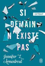 Vente Livre Numérique : Si demain n´existe pas (extrait gratuit)  - Jennifer L. Armentrout