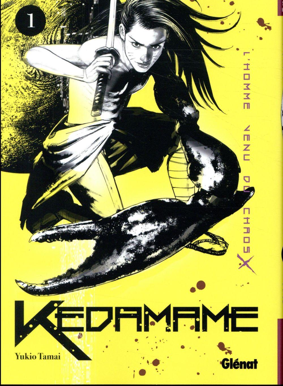 Kedamame ; l'homme venu du chaos T.1