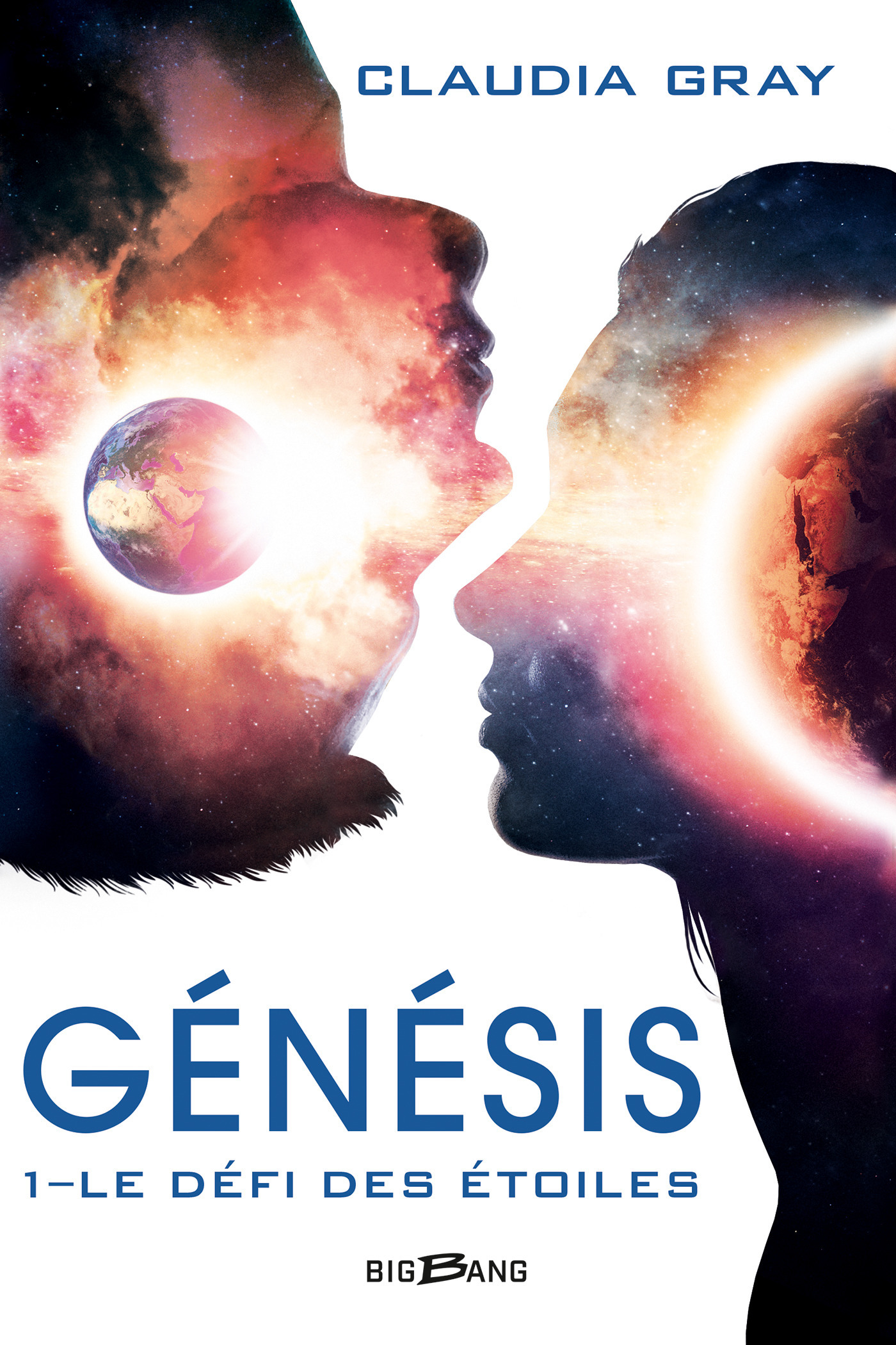 Génésis T.1 ; le défi des étoiles