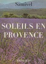 Vente Livre Numérique : Soleils en Provence  - Samivel