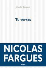 Vente Livre Numérique : Tu verras  - Nicolas Fargues