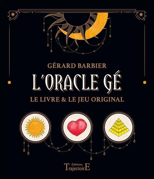 l'oracle Gé ; le livre & le jeu original