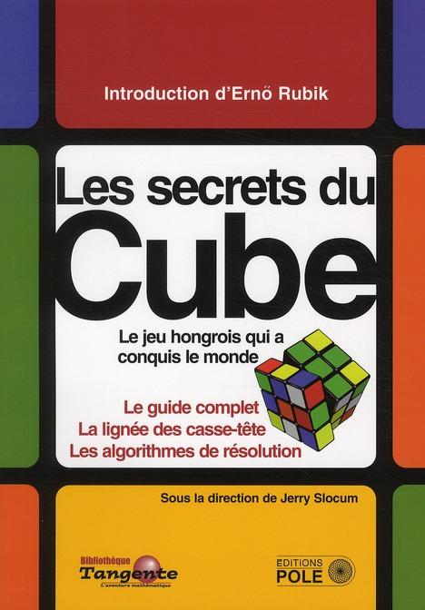 Les secrets du cube ; le jeu hongrois qui a conquis le monde