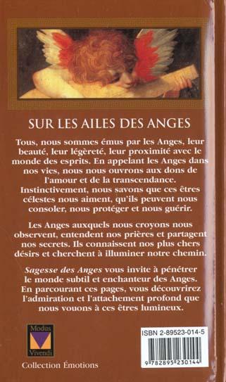 La guerison des anges