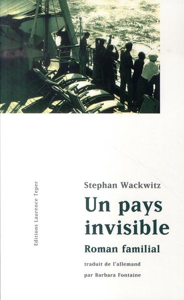 Un pays invisible