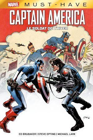 Captain America ; le soldat de l'hiver