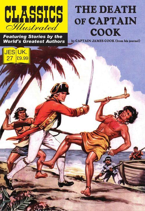 The Death of Captain Cook JES 27