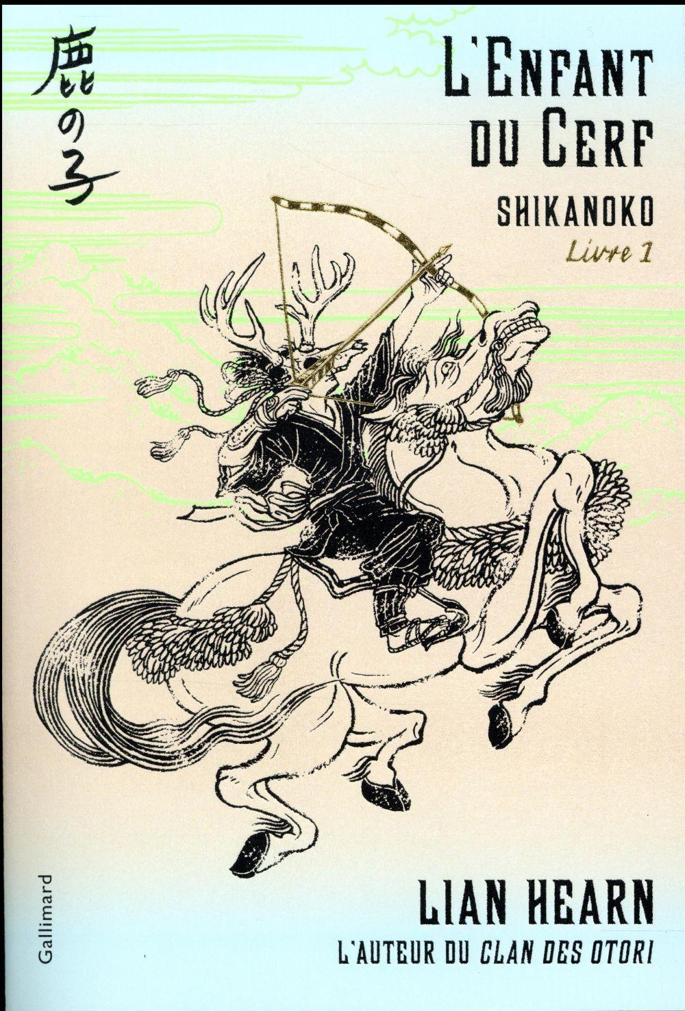 Shikanoko, Livre 1 ; L'Enfant Du Cerf