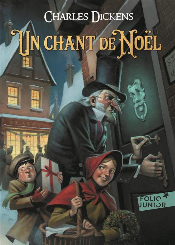 Un chant de Noël ; une histoire de fantôme pour Noël