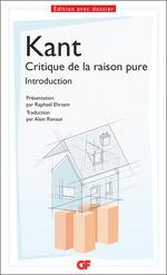 Vente EBooks : Critique de la raison pure  - Emmanuel KANT