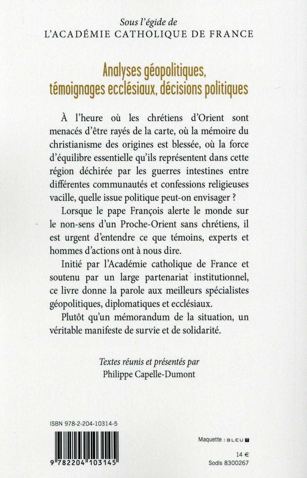 orientaux chrétiens
