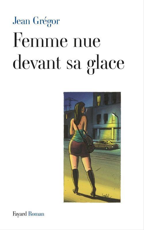 Femme nue devant sa glace  - Jean Gregor