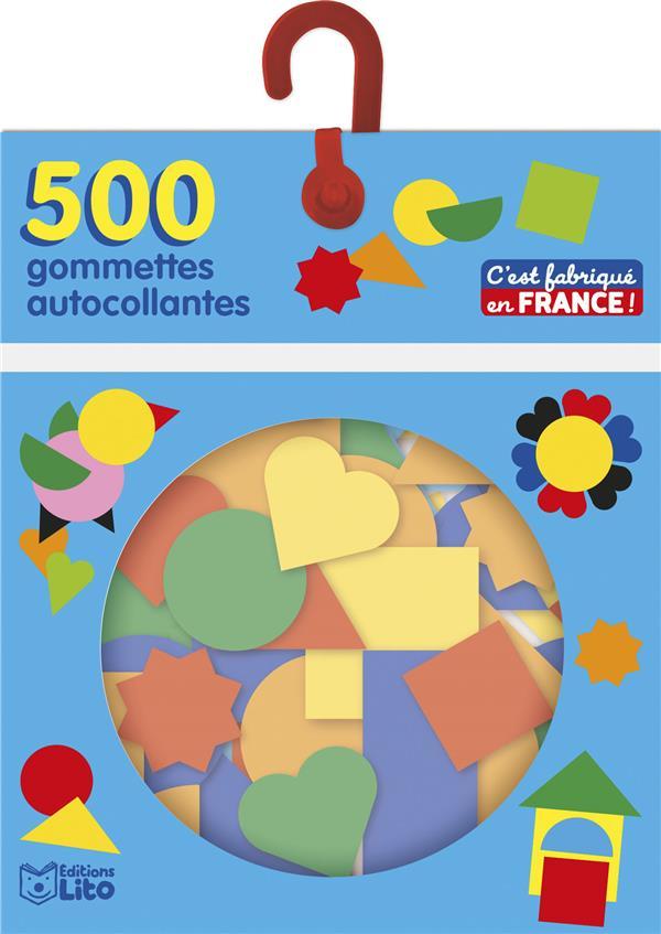 500 gommettes autocollantes ; maternelle