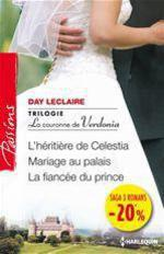 Vente EBooks : L'héritière de Celestia - Mariage au palais - La fiancée du prince  - Day Leclaire
