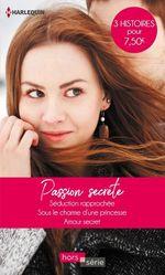 Vente Livre Numérique : Passion secrète  - Diana Palmer - Trish Wylie - Teresa Carpenter