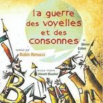 Vente AudioBook : La guerre des voyelles et des consonnes  - Olivier Cohen