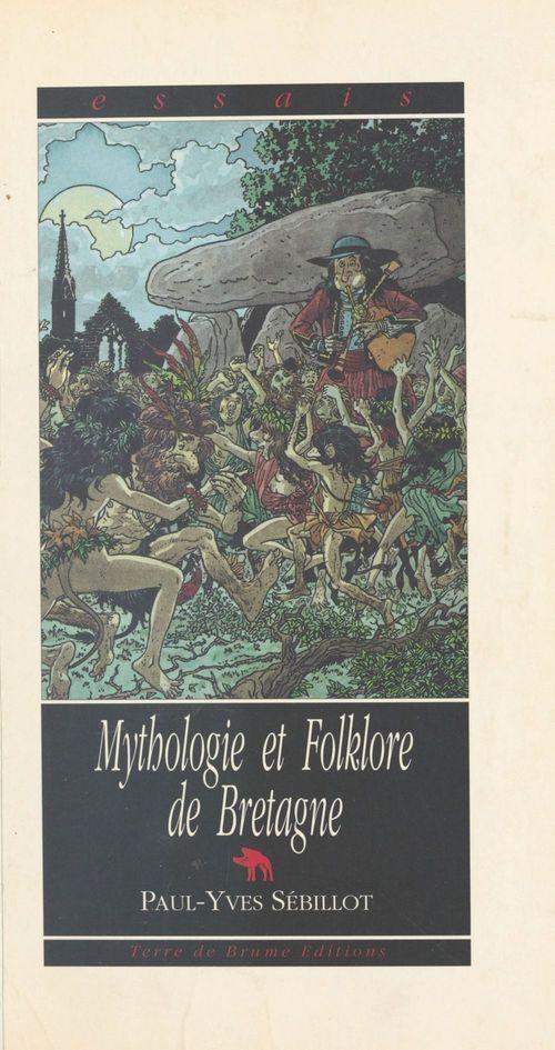 Mythologie et folklore de bretagne