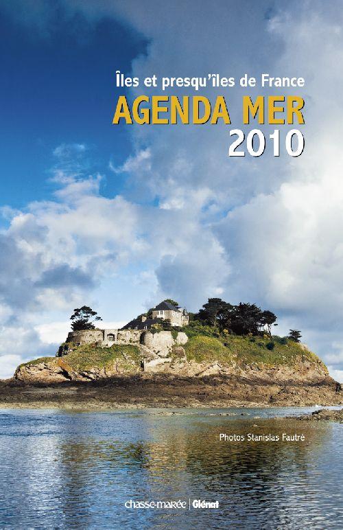 Agenda mer 2010 ; îles et presqu'îles de France