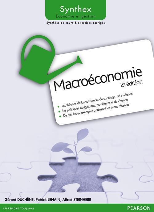 SYNTHEX ; macroéconomie (2e édition)