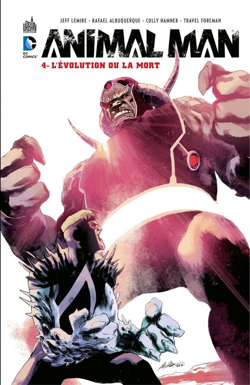 Animal Man - Volume 4 - L'évolution ou la mort  - Jeff Lemire  - Steve Pugh