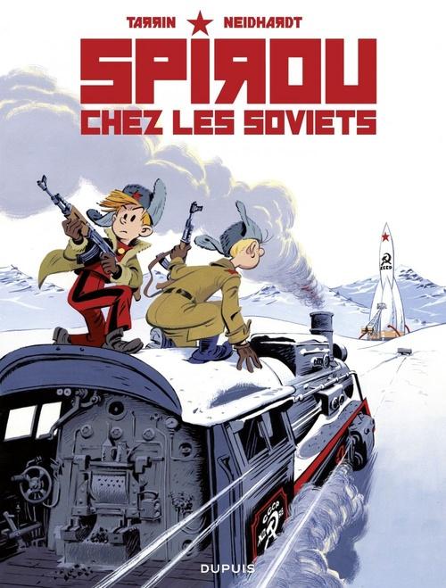 Le Spirou de... ; Spirou chez les Soviets