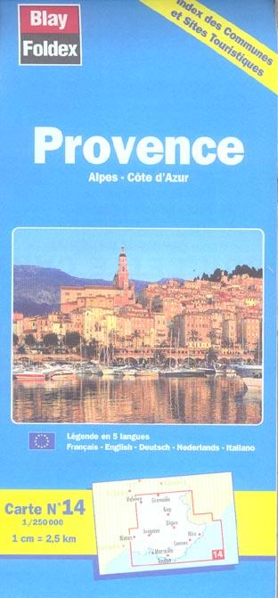 Provence/alpes/cote d'azur