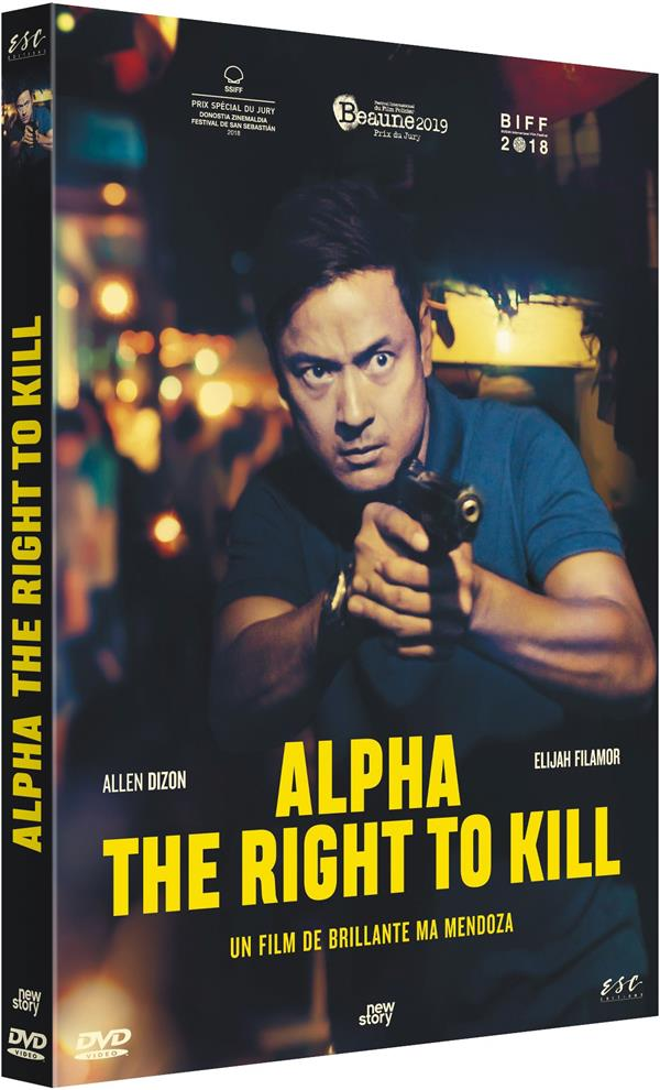 Alpha, the right to kill