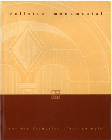 Bulletin monumental 2006 164-2