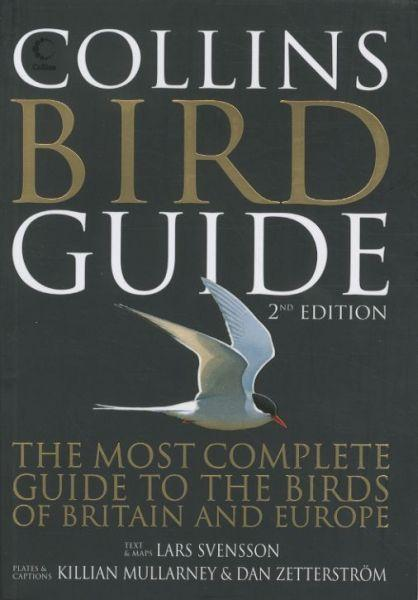 COLLINS BIRD GUIDE - THE MOST COMPLETE GUIDE TO THE BIRDS OF BRITAIN AND EUROPE