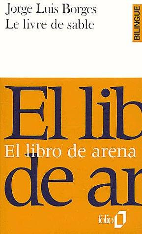 Le livre de sable/ el libro de arena