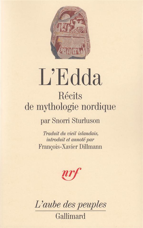 L'Edda ; récits de mythologie nordique
