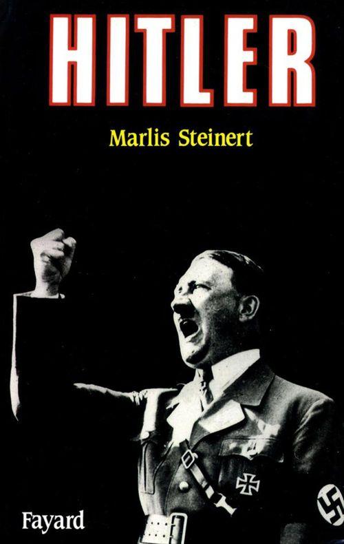 Hitler  - Marlis Steinert