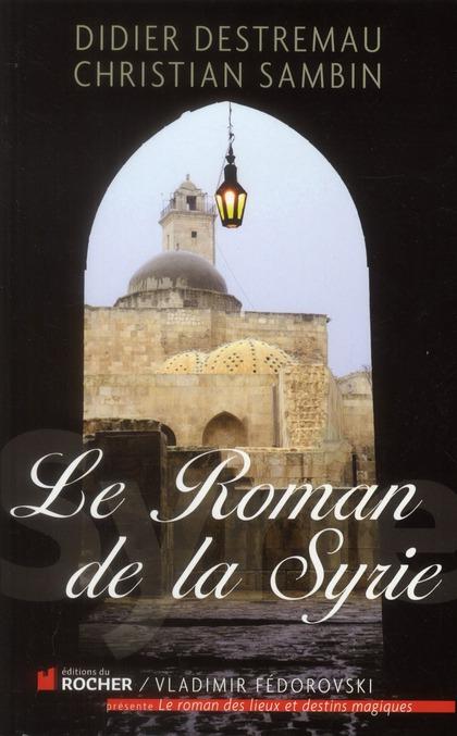 le roman de la Syrie