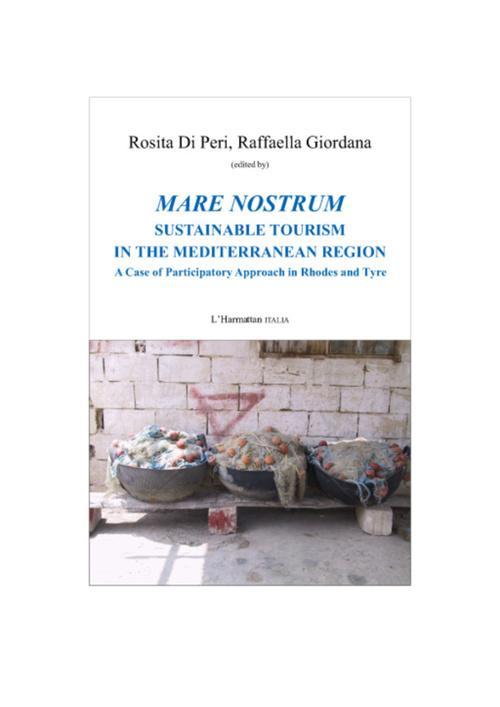 MARE NOSTRUM SUSTAINABLE TOURISM IN THE MEDITERRANEAN REGION