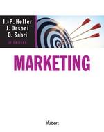 Marketing  - Ouidade Sabri - Jacques Orsoni - Jean-Pierre Helfer