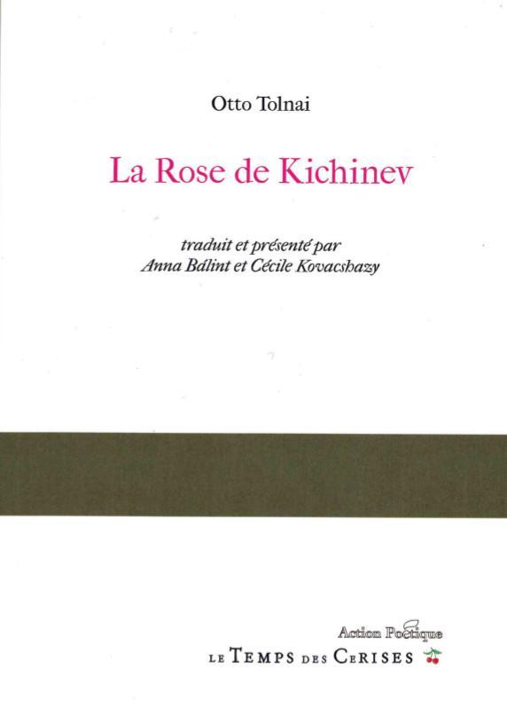 Revue action poetique; la rose de kichinev