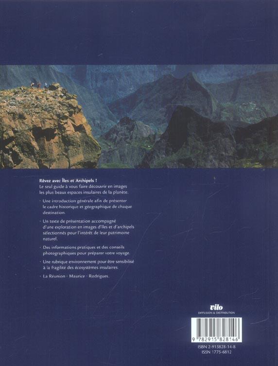 îles et archipels ; Mascareignes