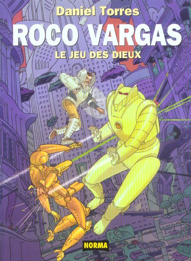 rocco vargas ; le jeu des dieux